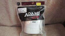 Adams Usa Restrictor - White Foam - Football - New! (G 24)