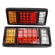 2 tlg LED Rückleuchten Rücklicht Rücklichter für Anhänger Wohnwagen Transporter