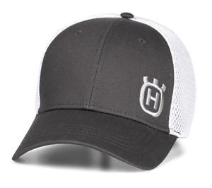 Husqvarna Xplorer Hat - Gray/White