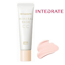 [SHISEIDO INTEGRATE] Mineral Base Color Control CC Cream SPF30 PA+++ 20g NEW
