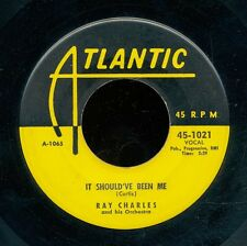 45tk-R&B -ATLANTIC 1021-Ray Charles