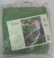 Farilia 316 069 borsa per rifiuti da giardino raccolta rami foglie 125 lt 2 pz