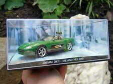 007 JAMES BOND  Jaguar XKR - Die Another Day - 1:43 BOXED CAR MODEL