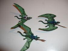 Terradon Riders x3 Metal Warhammer Lagarto seraphon Ejército