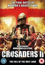 Crusaders 2 - The Fall of the Holy Land - Brand NEW DVD - Alessandro Gassman