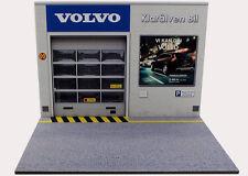 Diorama présentoir Volvo Kläralven Bil - 1/18ème - #MR18S010