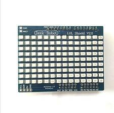 Generic Lol Shield Green - A Charlieplexed LED Matrix Kit for the Arduino - 1.5
