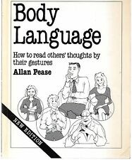 Body Language: How To Read Other's Thoughts by Allan Pease (1993 paperback)
