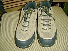 Mens Copper River Leather Hiking & Water Sneakers/10M/New w/o Box