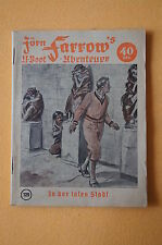 Jörn Farrow's U-Boot-Abenteuer, Band 129, In der toten Stadt, 1956