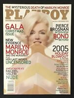 Playboy Magazine, December 2005 🐇  LIKE NEW, Pierce Brosnan, 20?'S  Al Pacino