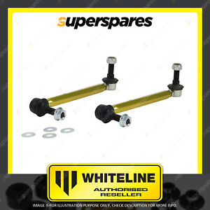 Whiteline Front Sway bar link for NISSAN ELGRAND E51 2002-2010 Premium Quality