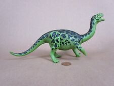 "Stegosaurus Poseable Dinosaur, Action Tail, Legs and Neck, Nice Color Scheme, 9"""