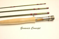 Fly Rod Genwair Concept 10 ft 6/7 wt Fly Rod With Bag Tube & Lifetime Guarantee
