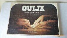 VTG Ouija Mystifying Oracle Parker Brothers Talking Board Set William Fuld 1972