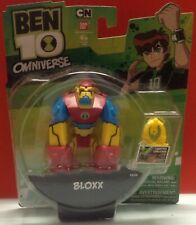 Ben 10 Omniverse Bloxx Bandai 4 inch Figure Brand New Carded 2011