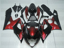 Bodywork Red Injection ABS Fairing Fit for Suzuki 2005-2006 GSXR 1000 K5 x39