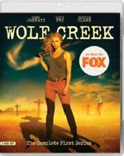 Wolf Creek Season 1 Series One First (John Jarratt) New Region B Blu-ray