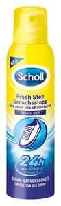 Scholl Fresh Step Geruchsstopp Schuhspray Schuhdeo Deo Spray 150ml