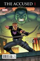 Civil War II The Accused #1 Lim Var Hulk Marvel comic 1st Print 2016 unread NM