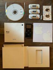 Apple iPod nano 1st Generation Black (4GB) A1137