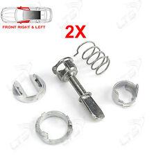 2X VW Lupo Barril De Cerradura De Puerta Kit De Reparación Delantero Derecho Lado Izquierdo 1U0837167/168