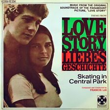 """7"""" FRANCIS LAI Theme From Love Story OST ALI MACGRAW RYAN O'NEAL PARAMOUNT 1970"""