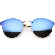 Gafas de sol de mujer de oro Protección 100% UVA & UVB