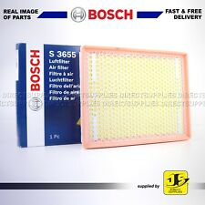 BOSCH AIR FILTER S3655 FITS SAAB 9-3 1.9 2.2 - 9-3X 1.9 OE QUALITY GENUINE