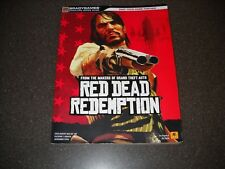 Red Dead Redemption Signature Series Strategy Guide Bradygames Signature Series