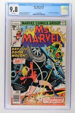 Ms. Marvel #5 - Marvel 1977 CGC 9.8 Vision and M.O.D.O.K. Appearance.