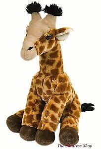 "~❤️~WILD REPUBLIC Baby GIRAFFE 12"" 30cm Plush Animal Soft Toy Stuffed BNWT~❤️~"