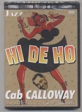 NUEVO DVD HOLA A HO COMEDIA MUSICAL 1947 EN BLÍSTER CAB CALLOWAY EL GON JAZZ