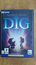 The Dig (PC: Mac and Windows/ Mac, 2004)