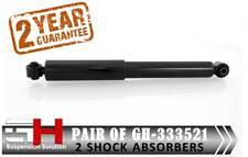 2 BRAND NEW REAR  SHOCK ABSORBERS KIA SORENTO JC 2002-2006 / GH-333521 /