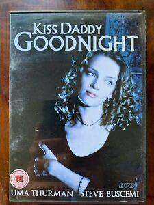 Kiss Daddy Goodnight DVD 1987 L'Fatale Noir Crime Thriller Largeur / Uma Thurman