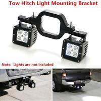 LED Backup Reverse Work Light Mounting Bracket SUV Offroad Truck Tow Hitch AU