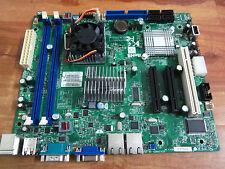 SuperMicro X7SLA-H Intel® Atom™ 330 Dual-Core 1.6GHz REV: 1.00