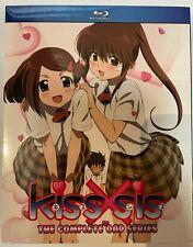 Kiss X Sis OAD Blu Ray Anime Discotek Official Release English Subtitles