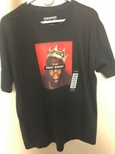 Notorious Big B.I.G. T-Shirt Hot Topic BRAND NEW X-large XL Rap graphic tee band