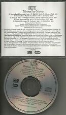 CIV Thirteen Day getaway COMPLETELY DIFFERENT BACK ART ADVNCE PROMO CD 1995 MINT