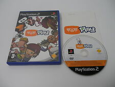 Eyetoy Play (PAL) Playstation 2 PS2 PS3 Sony Complete OVP CIB