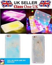 Liquid Phone Case Cover Glow in Dark Sparkling Iphone 6s 5s 6 plus Samsung S6