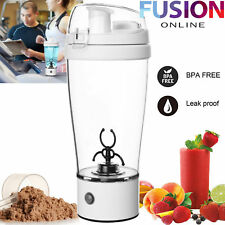 Electric Mixer Bottle Shaker Protein Juice Vortex Cup Portable Blender Drink
