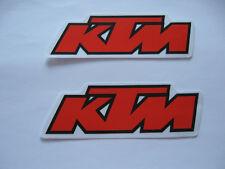 Sticker Aufkleber KTM Racing Motorrad Tuning Motorradcross Motorradsport Biker