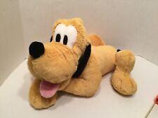 Disney Store Pluto Dog Plush Medium Stuffed Animal