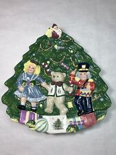 Spode Christmas tree Decorative Plate Christmas Decoration