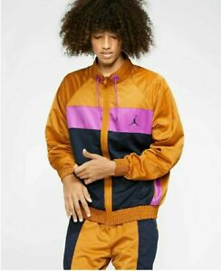 Men's Nike Jordan Wings Suit Loose Fit Jacket Comfort Rare AV1302-451 Size XXL