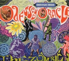 Odessey and Oracle [40th Anniversary Edition] by The Zombies (CD, Mar-2008, 2...