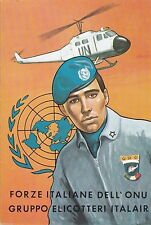 # MILITARI- MISSIONE LIBANO 1984- FORZE IT. ONU- ELICOTTERI